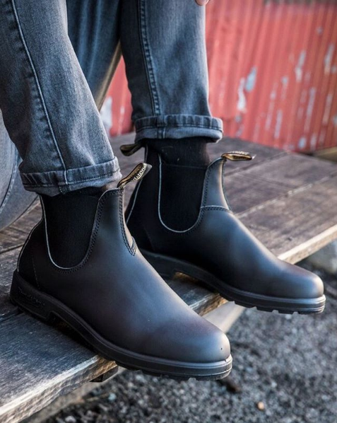 Angle Image for 510 Leather Pull up Boot