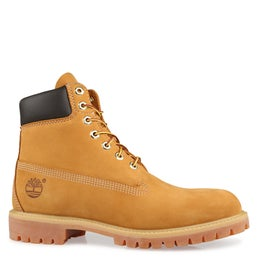 6 Inch Premium Mens Lace-up Boot