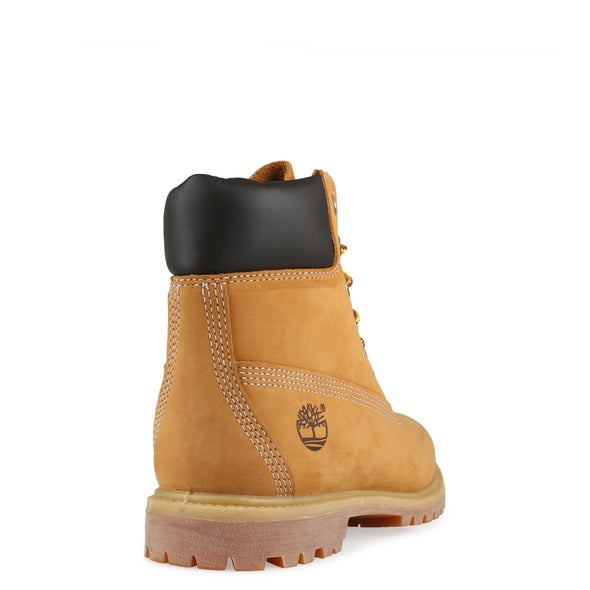 Back Image for 6 Inch Premium Womens Lace-up Boot
