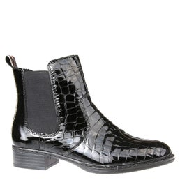 73494-00 Leather Pull On Boot