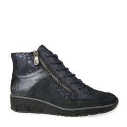 73731-14 Leather Ankle Boot