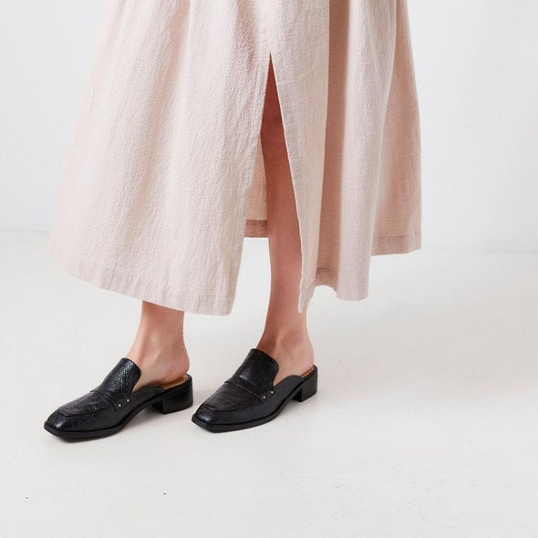 Angle Image for Allure Leather Loafer
