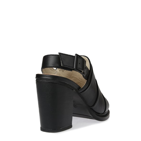 Back Image for Anchor Leather Heel
