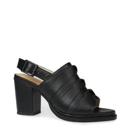 Anchor Leather Heel