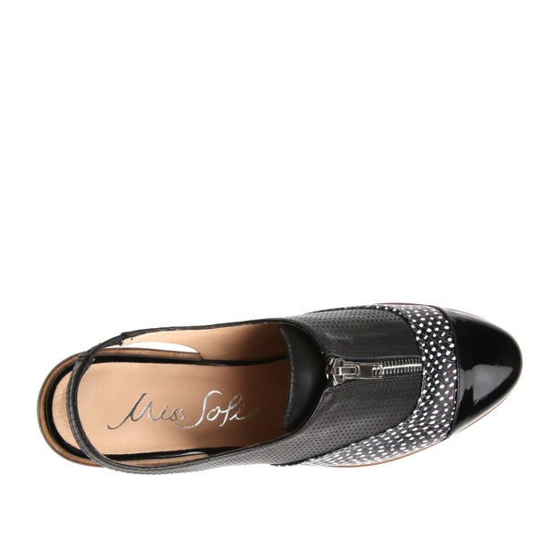 Top Image for Ariel Leather Slingback