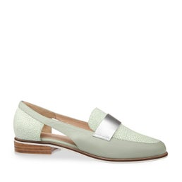 Audrey Leather Loafer