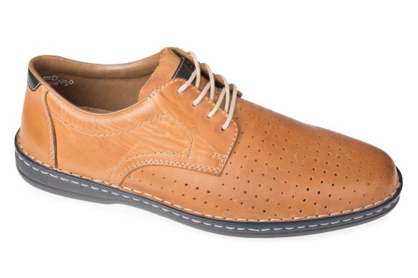 Angle Image for B6615-25 Lace up Shoe