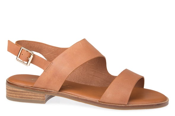 Hero Image for Beach Strappy Leather Sandal