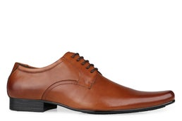 Beau Leather Lace-up Dress Shoe