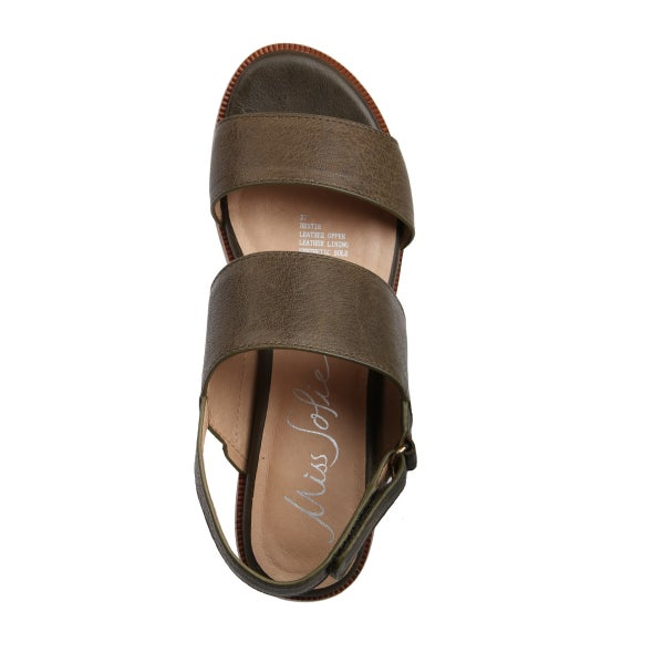 Top Image for Bestie Leather sling back