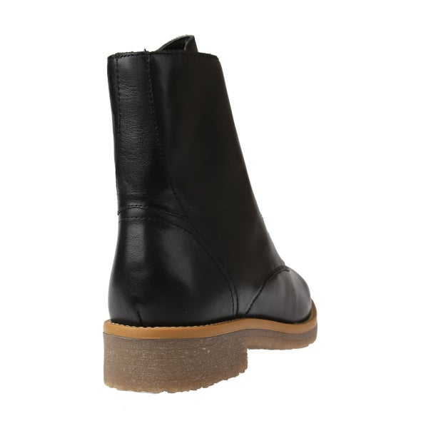 Back Image for Besty Leather Lace up Boot