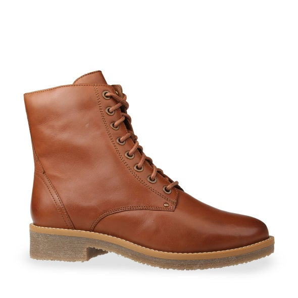 Hero Image for Besty Leather Lace up Boot