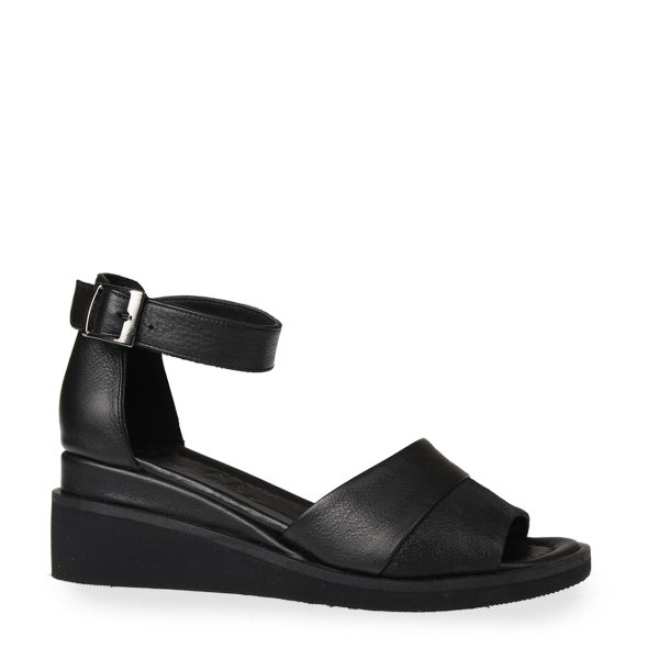 Hero Image for Birdy Leather Wedge Sandal