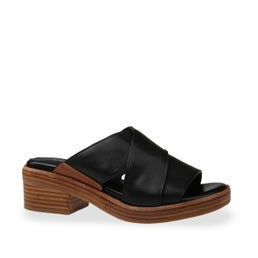 Bounty Leather Slides