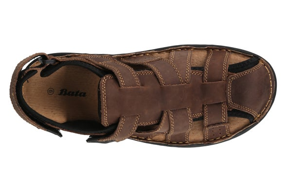 Top Image for Brian Leather Sandal