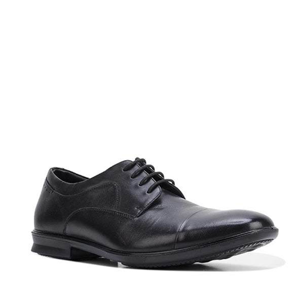 Angle Image for Cain Leather lace up Shoe