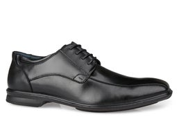 Carey Leather Lace-up Dress Shoe