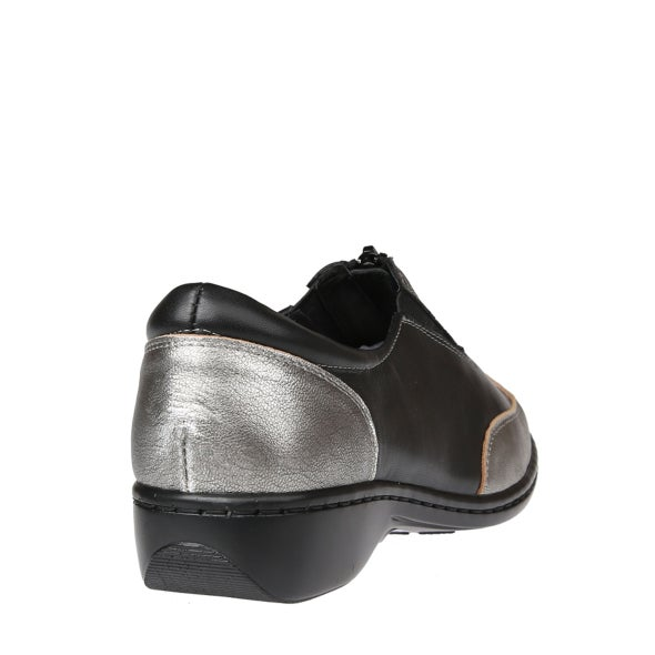 Back Image for Cashew Leather shoe