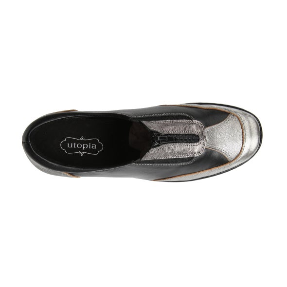 Top Image for Cashew Leather shoe