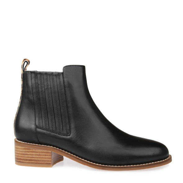 Hero Image for Cassie Leather Ankle Boot