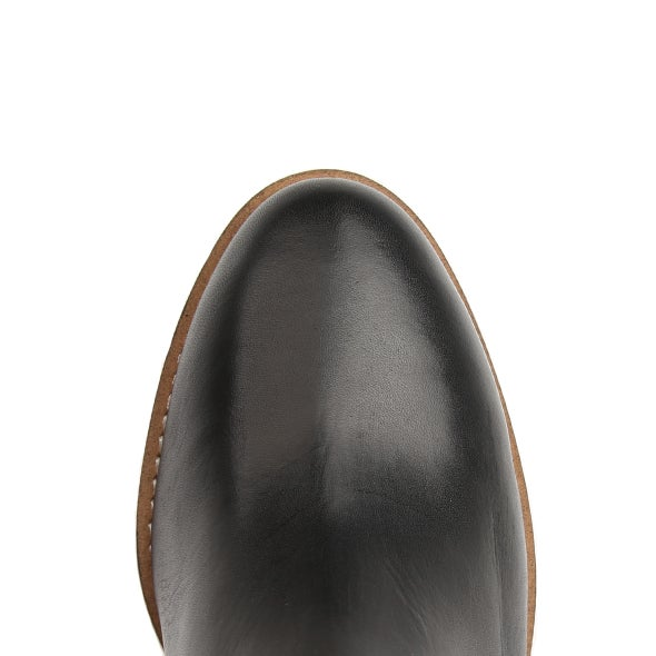 Top Image for Cassie Leather Ankle Boot