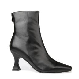 Cha Cha Leather Ankle Boot
