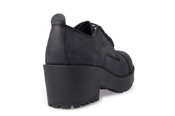 Back Image for Chick Leather Lace-up Shoe