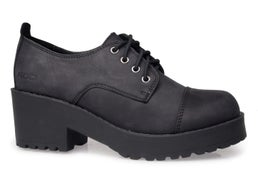 Chick Leather Lace-up Shoe