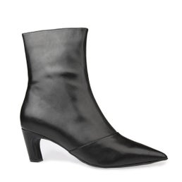 Chime Leather Ankle Boot