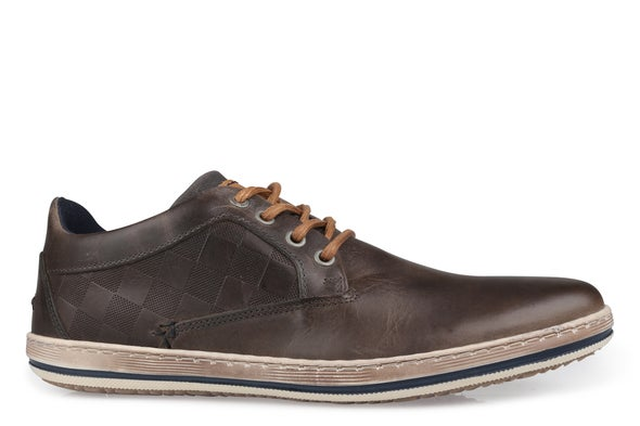 Hero Image for Coaster Leather Lace-up Casual Shoe