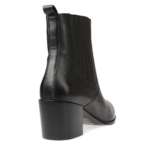 Back Image for Cole Leather Ankle Boot