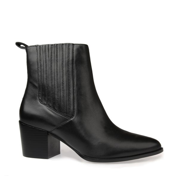 Hero Image for Cole Leather Ankle Boot