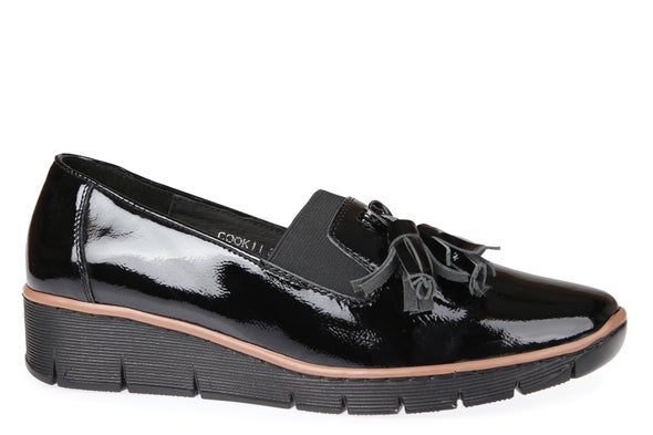 Hero Image for Cook Leather Slip-on Shoe