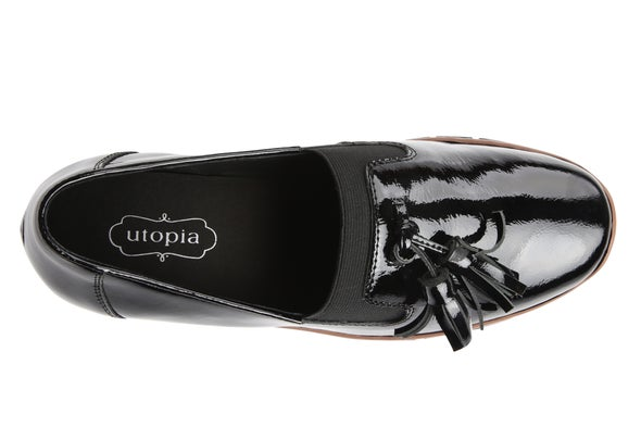 Top Image for Cook Leather Slip-on Shoe