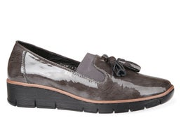 Cook Leather Slip-on Shoe