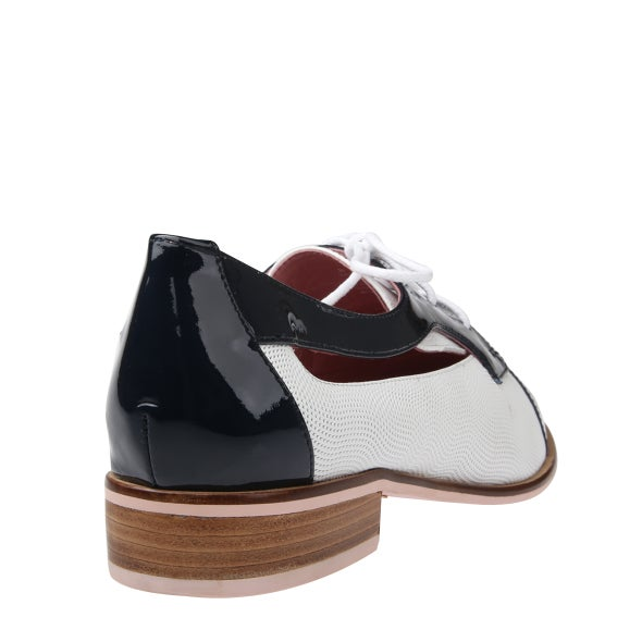 Back Image for Darby Leather Lace up Shoe