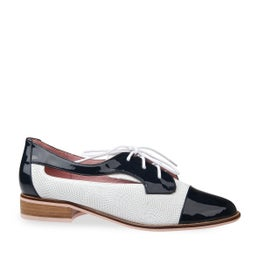 Darby Leather Lace Up Shoe