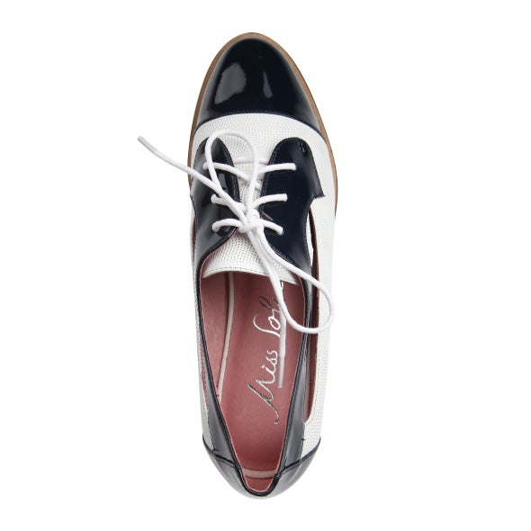Top Image for Darby Leather Lace up Shoe