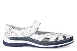 Delta Strappy Leather Shoe