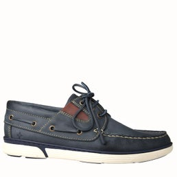 Destination Leather Boat Shoe
