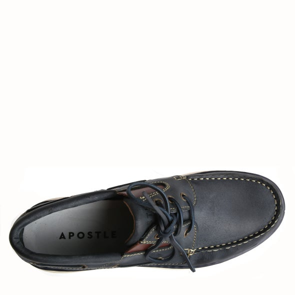 Top Image for Destination Leather Boat Shoe