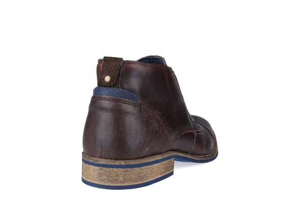 Back Image for Digby Leather Lace-up Boot