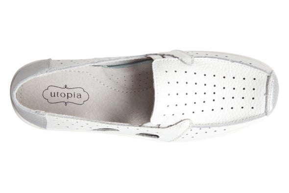 Top Image for Dreama Leather Slip-on Shoe