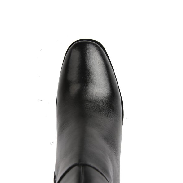 Top Image for Eden Knee High Leather Boot