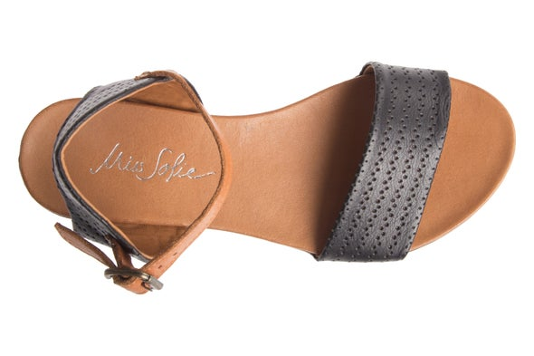 Top Image for Filipa Strappy Leather Sandal