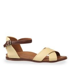 Sienna Strappy Leather Sandal
