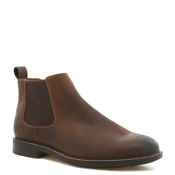 Angle Image for Hanger Leather Chelsea Boot