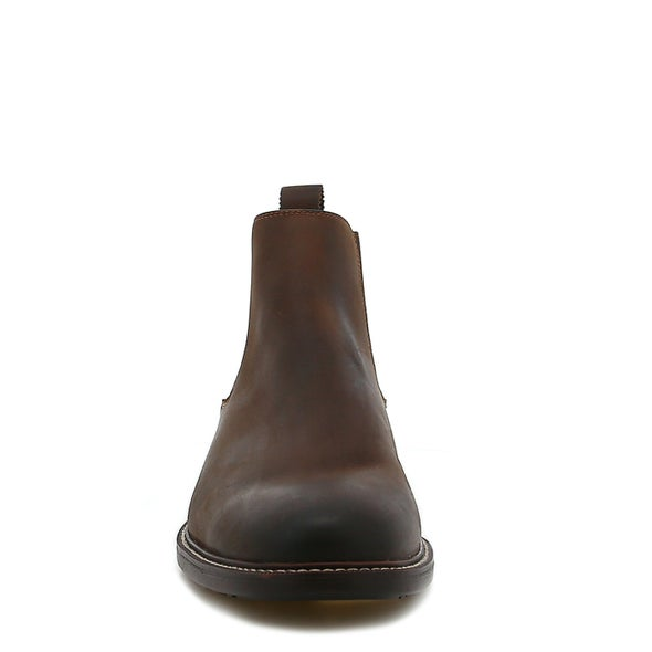 Front Image for Hanger Leather Chelsea Boot