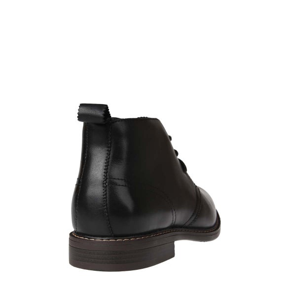 Back Image for Harbour Leather Shoe