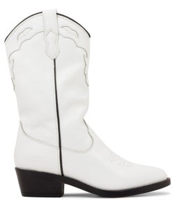 Indio Leather Pull On Boot
